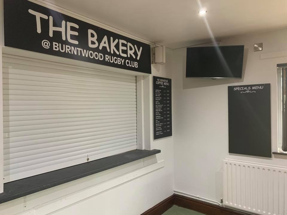 The Marketing People The Bakery at Burntwood Rugby Club
