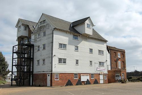 Moulsham Mill